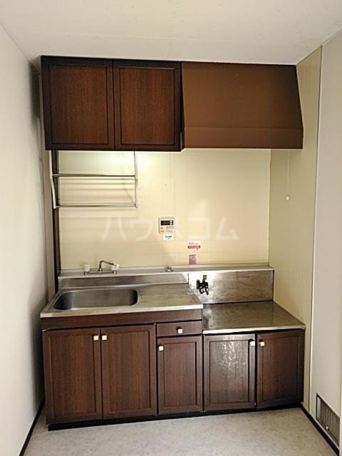エルム 102号室のキッチン