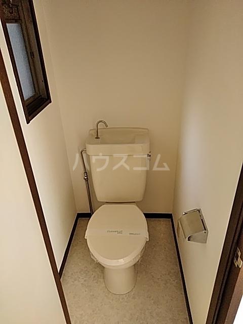 エルム 102号室のトイレ