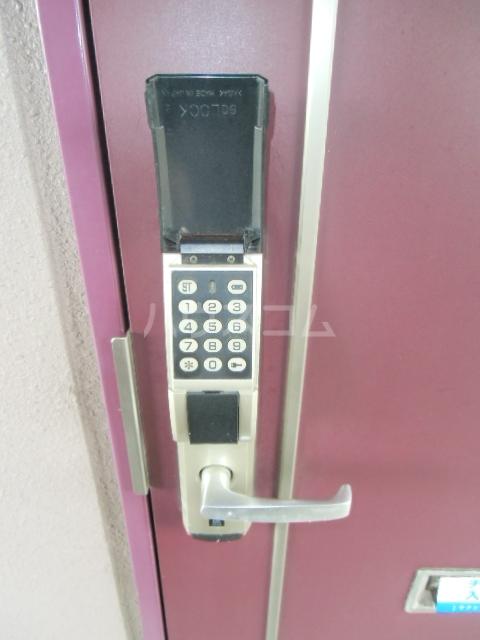 カウベルⅢ 506号室のセキュリティ