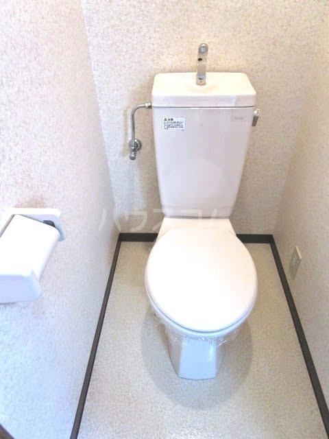 カウベルⅢ 506号室のトイレ