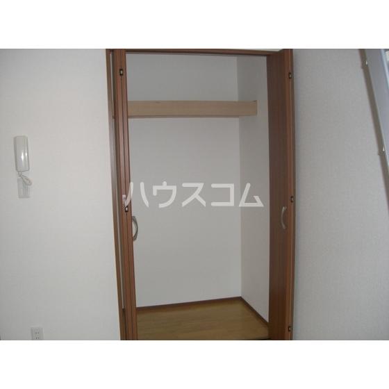 シャルム ハイツ 203号室の収納