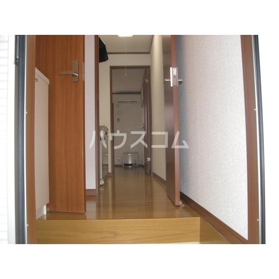 シャルム ハイツ 203号室の玄関