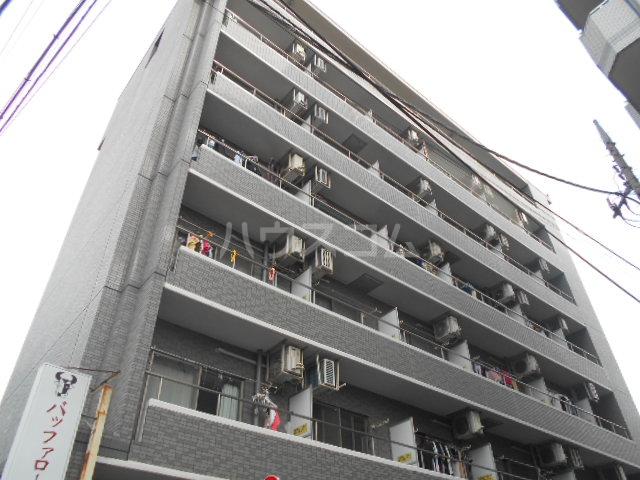 スカイコート武蔵関・伊勢亀ビル外観写真
