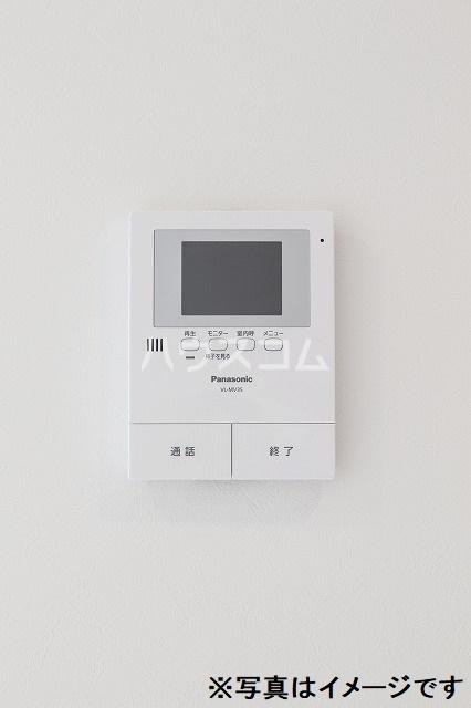 レガーロ荒子 201号室のセキュリティ