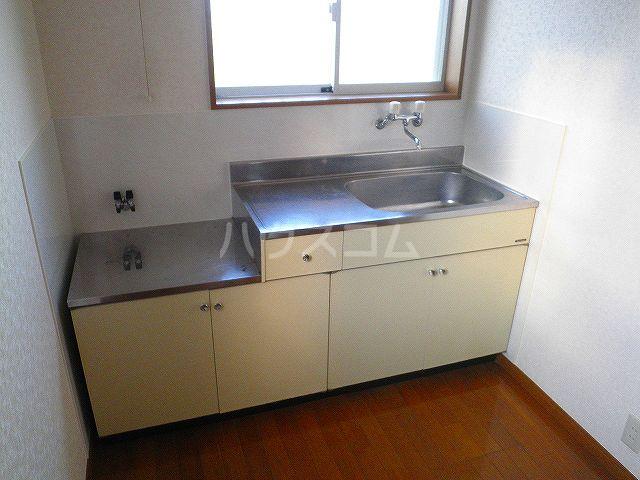 タウンエステート川島のキッチン