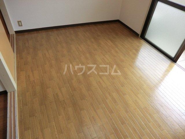 藤岡マンション 303号室のキッチン