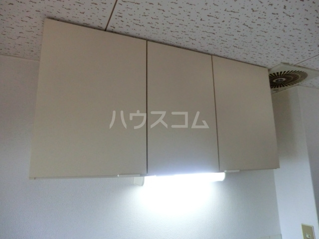 藤岡マンション 303号室の設備