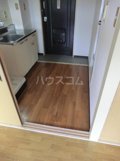 藤岡マンション 303号室の玄関