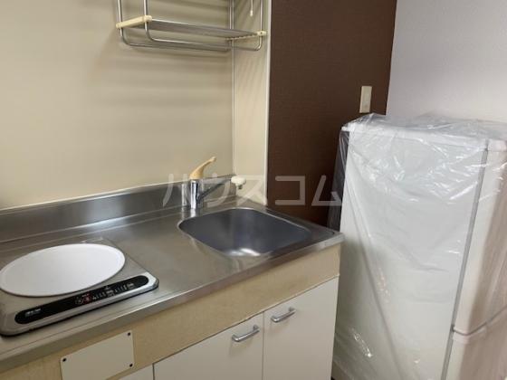 スカイハイム 103号室のキッチン