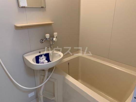 スカイハイム 103号室の風呂