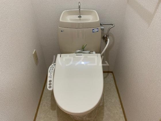 スカイハイム 103号室のトイレ