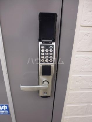 スカイハイム 103号室のセキュリティ