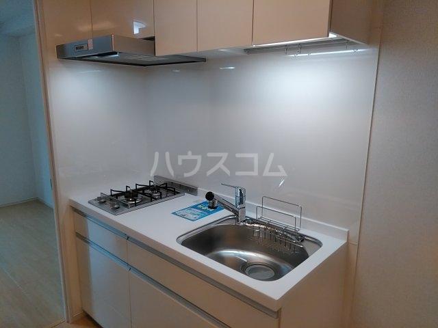 ラ・ルミエール 03060号室のキッチン