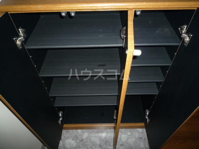 サンフィット21 103号室の収納