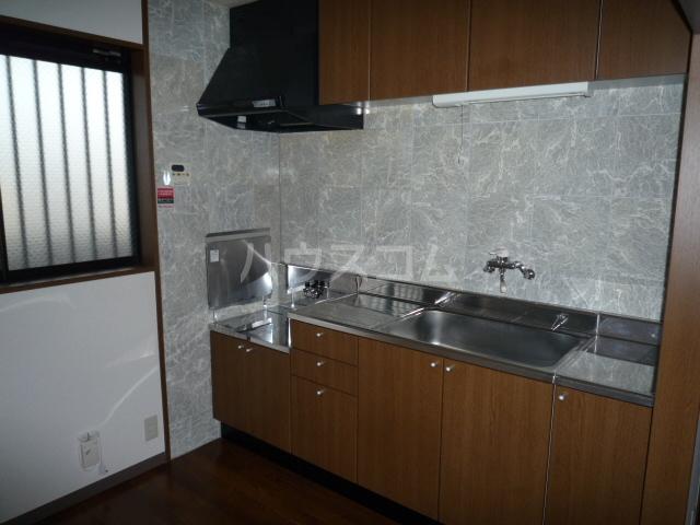 サンフィット21 103号室のキッチン