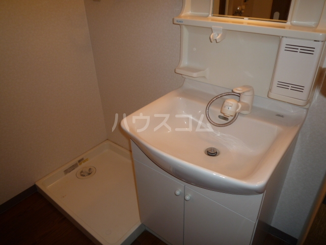 サンフィット21 103号室の洗面所