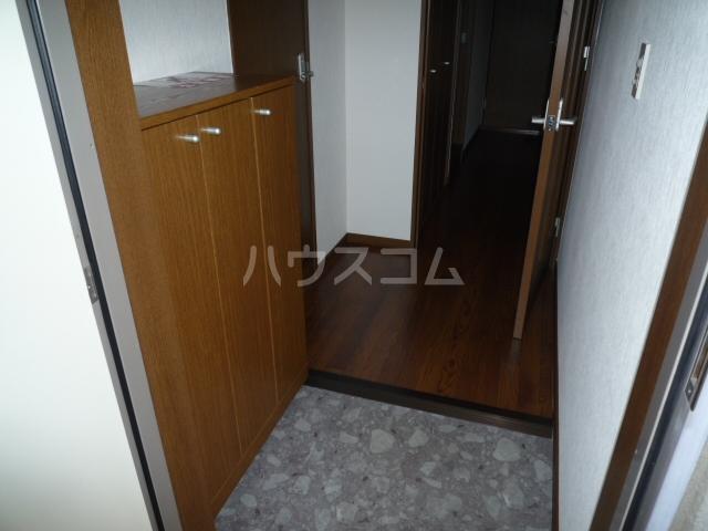 サンフィット21 103号室の玄関