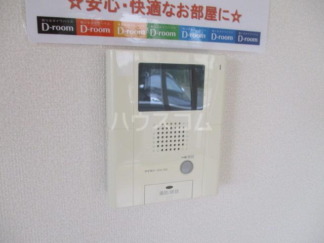 コモレビ大蔵E棟 202号室のセキュリティ
