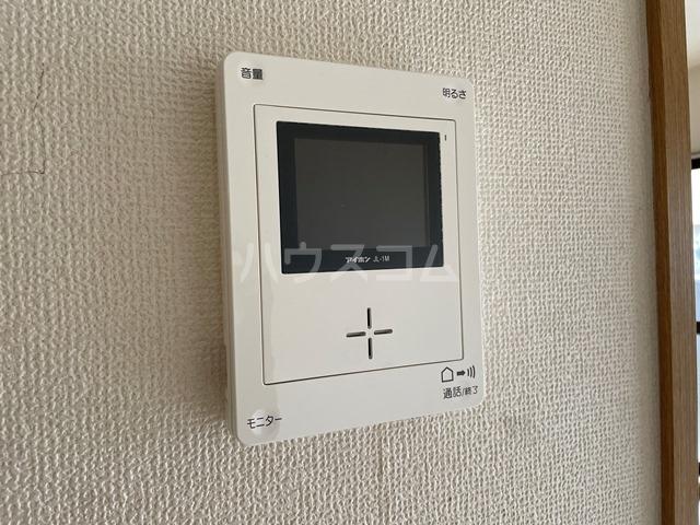 シェモア明正Ⅱ 105号室のバルコニー