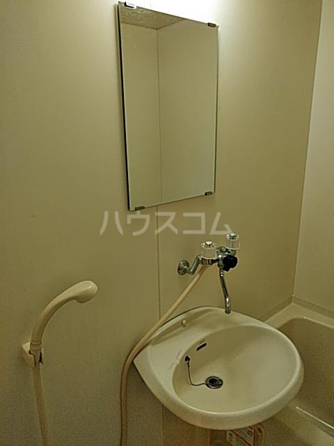 ハイツ早明 203号室の洗面所