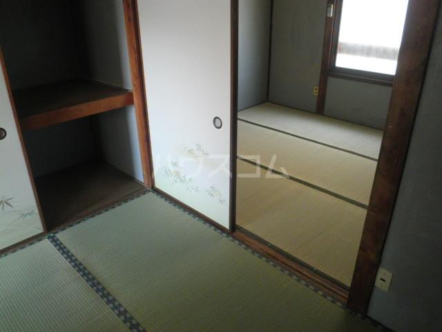 幸荘 3号室の収納