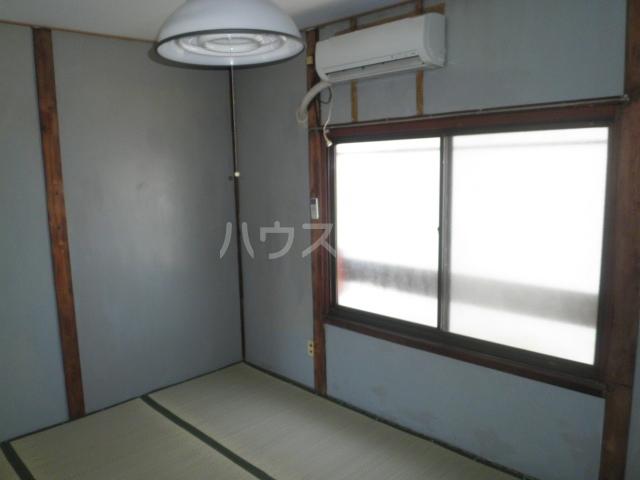 幸荘 3号室の居室