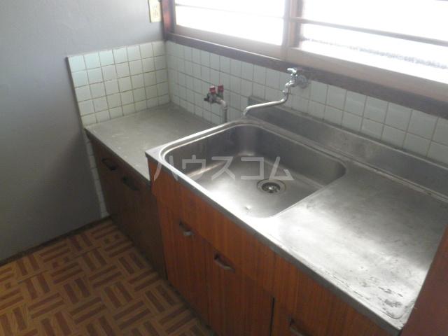 幸荘 3号室のキッチン