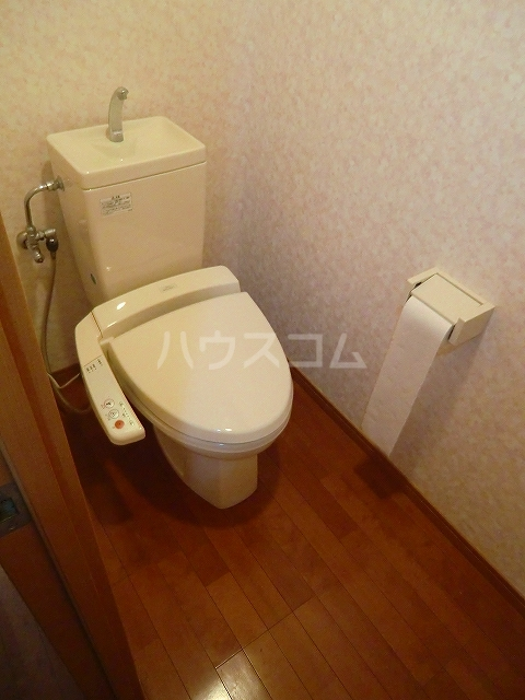 Hills K(ヒルズケイ) 107号室のトイレ