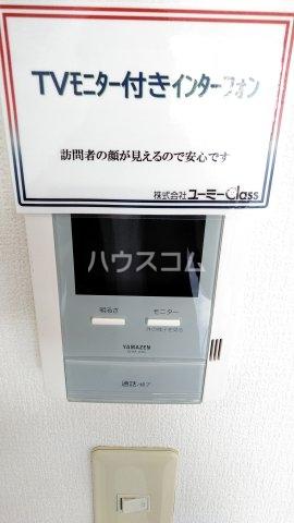 石川ハイツ 102号室のセキュリティ