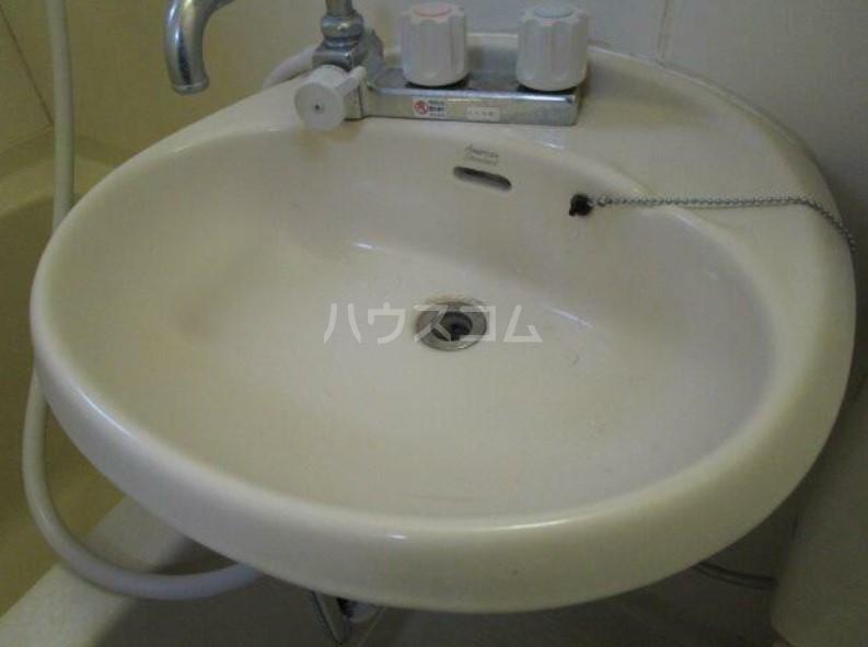 ガーデン大蔵 207号室の洗面所
