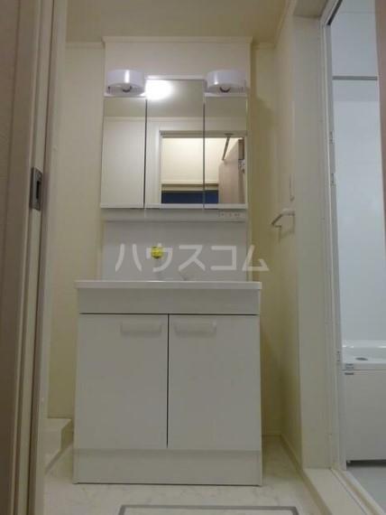 ルナーレ 202号室の洗面所