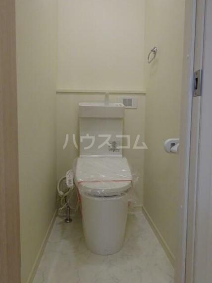 ルナーレ 202号室のトイレ