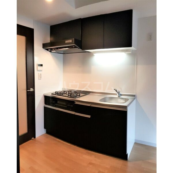 BMG RESIDENCE 1002号室のキッチン