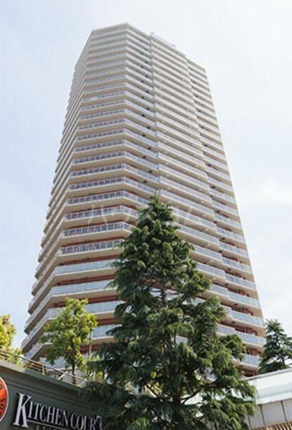 ユニゾンタワーの外観