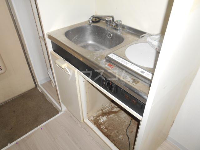 ビセンテハウス昭和町 202号室のキッチン
