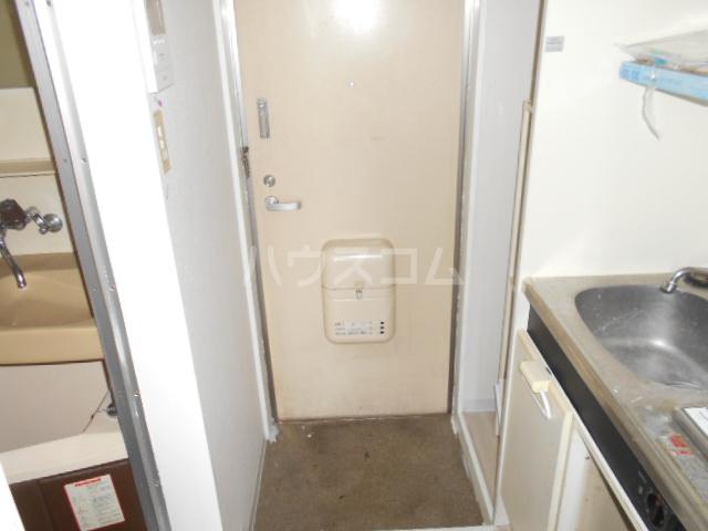 ビセンテハウス昭和町 202号室のバルコニー