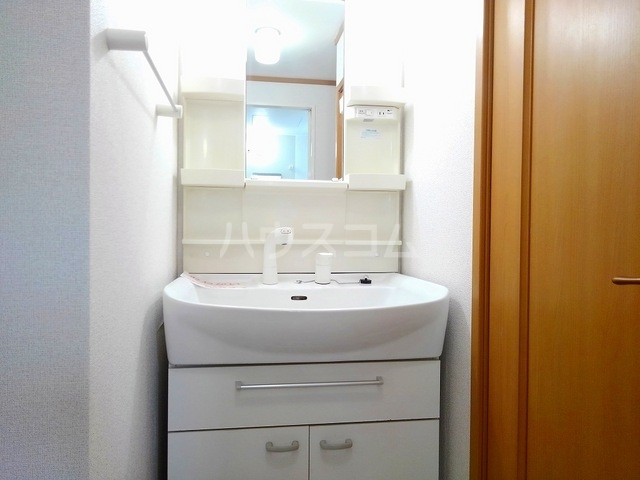 ヴィラ・ロ-ゼⅡ 01010号室の洗面所