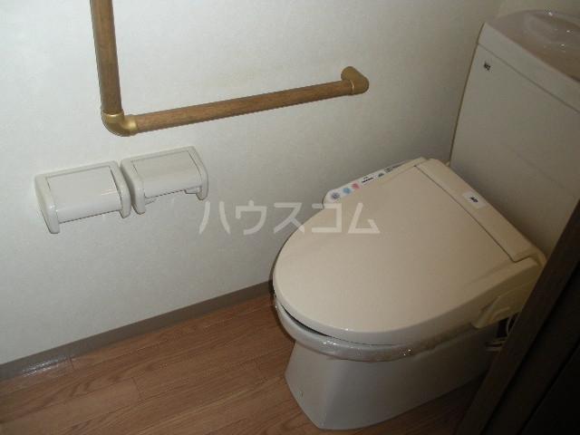 clarte.avenir(クランテ・アヴェニール) 103号室のトイレ