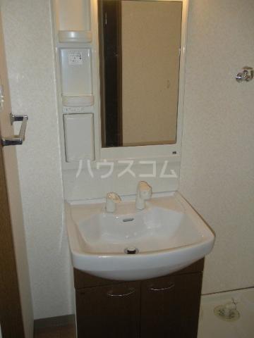 clarte.avenir(クランテ・アヴェニール) 103号室の洗面所