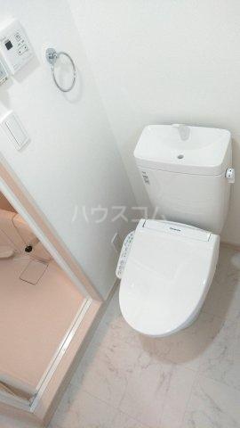 フィールズコート 101号室のトイレ