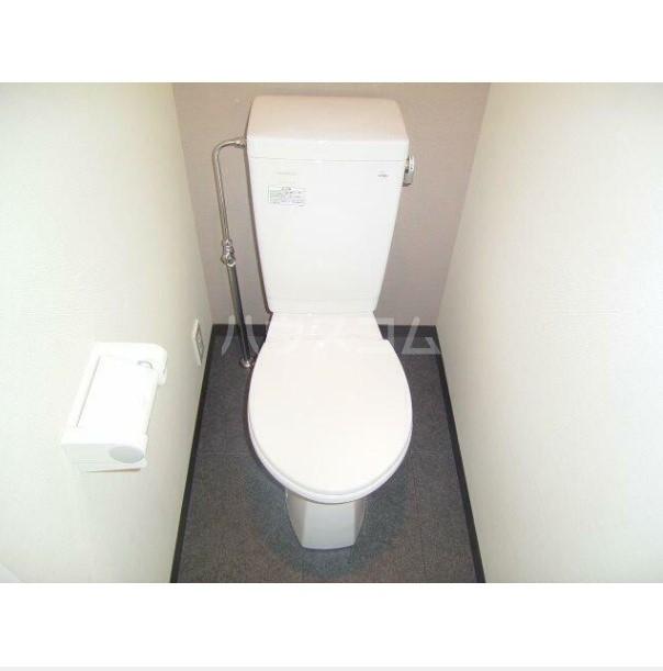 フェニックス横濱井土ヶ谷 205号室のトイレ