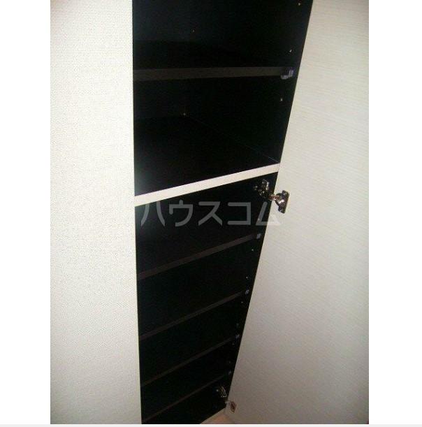 フェニックス横濱井土ヶ谷 205号室の玄関