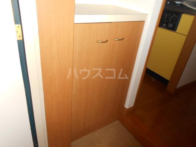 LINX NARIMASU 110号室の収納