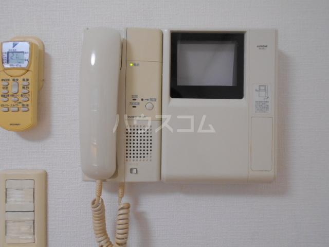LINX NARIMASU 110号室のセキュリティ