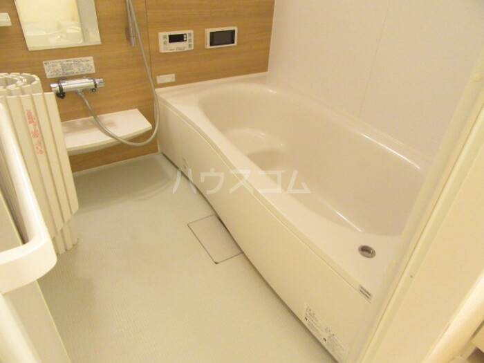 Cozy-court 203号室の風呂