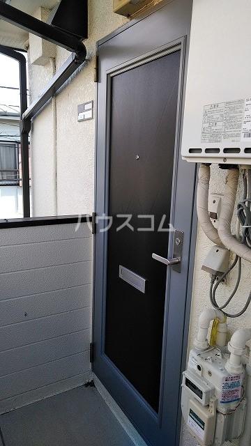 アーバンフォレスト 201号室の玄関