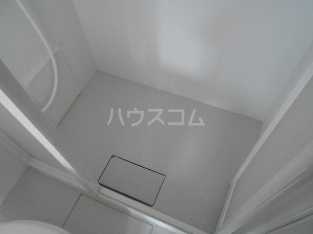 ボンボニエール府中 301号室の風呂