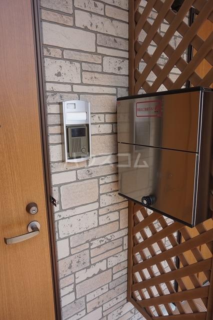サン マーベラス B 02030号室のセキュリティ