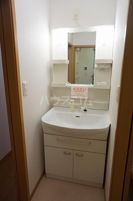 サン マーベラス B 02030号室の洗面所