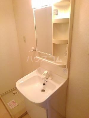 エターナル・パレスC 02010号室の洗面所